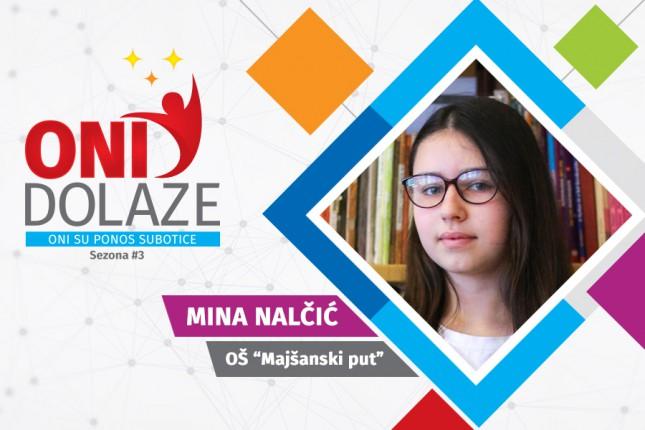 """Oni dolaze: Mina Nalčić, maturantkinja OŠ """"Majšanski put"""""""