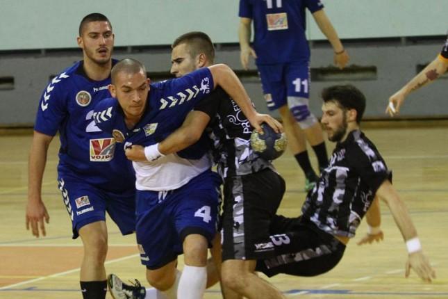 Rukometaši Spartaka sigurni protiv Partizana (26:37)