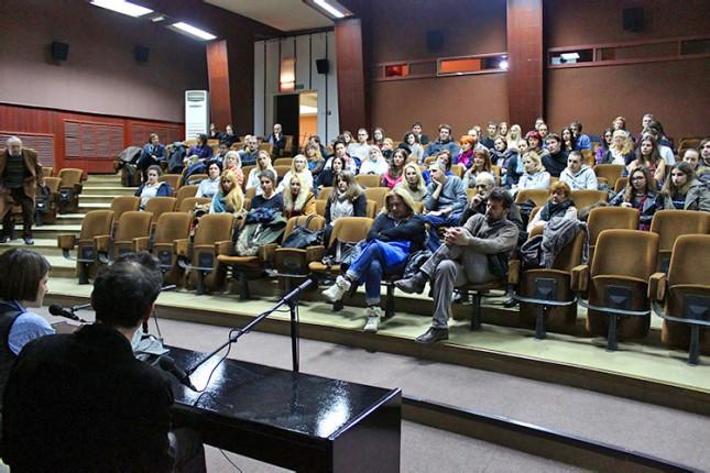 """""""Odbrana kulture: Pokret za okupaciju bioskopa"""