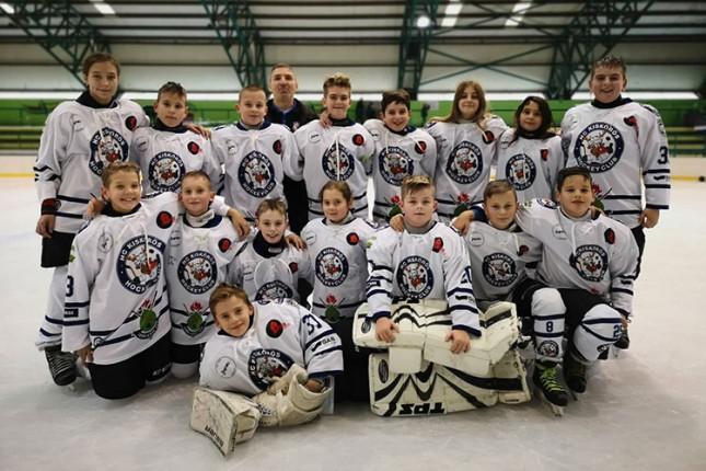 Hokej na ledu: Brojne aktivnosti mlađih kategorija Spartaka
