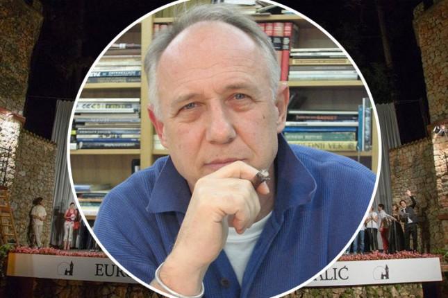 "Scenograf Miljen Kljaković Kreka dobitnik nagrade ""Aleksandar Lifka"""