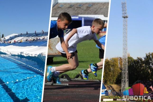 Najavljeni novi radovi na sportskoj infrastrukturi