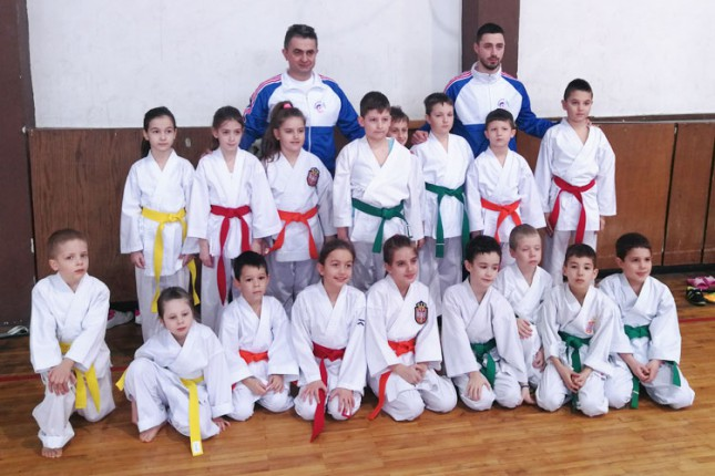 "Karate: ""Spartak-Enpi"" najuspešniji na Prvenstvu Vojvodine za mlađe uzraste"
