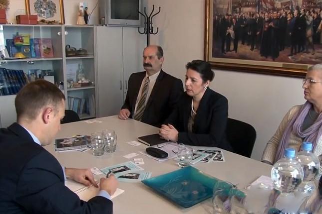 Poseta predstavnika ambasade SAD Bunjevačkom nacionalnom savetu