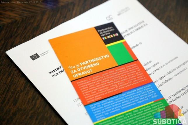 Predstavljen Akcioni plan za otvorenu upravu