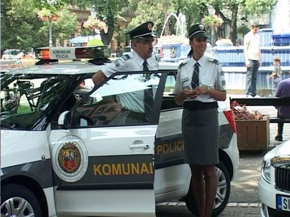 Druga godišnjica Komunalne policije