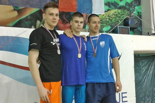 Plivači Spartaka osvojili 26 medalja na Otvorenom prvenstvu Srbije