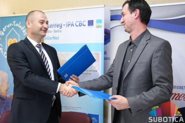 Potpisan Sporazum o saradnji između Gerontološkog centra i Univerexporta