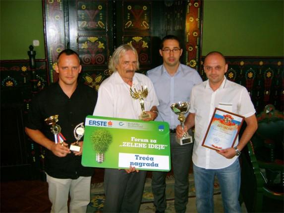 Gradonačelnik Dulić podržao projekte braće Grabarević