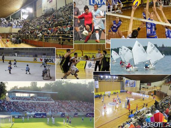 Sportska dešavanja za vikend (8.11.)