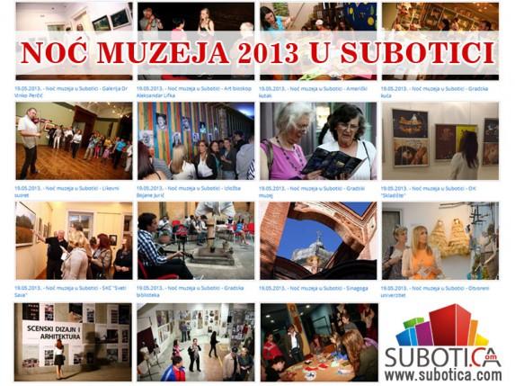 Održana Noć muzeja 2013
