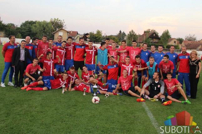 """Fudbaleri Srbije (U19) pobednici 21. memorijalnog turnira """"Stevan Ćele Vilotić"""""""