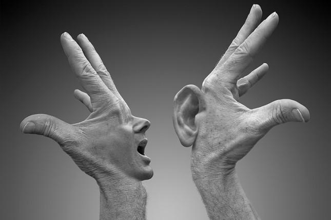 Pomoć gluvima na znakovnom jeziku