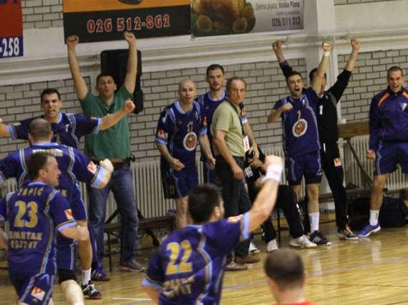 Važna pobeda rukometaša u gostima protiv Morave (26:28)