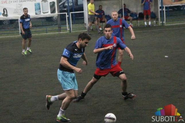 Poznati polufinalisti 5. Letnjeg turnira u malom fudbalu u Prvomajskoj