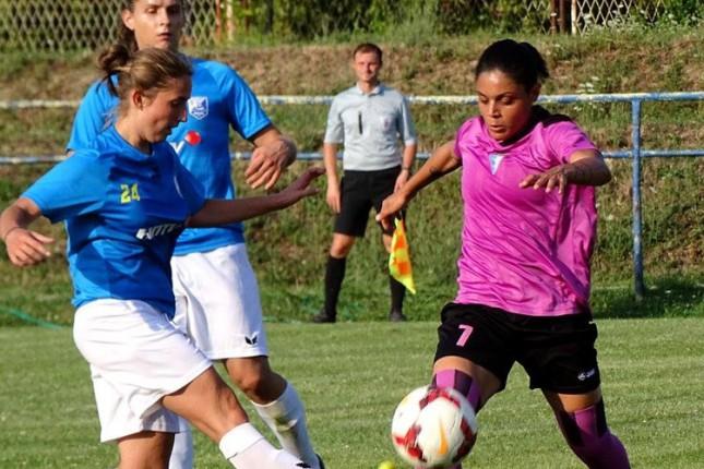 Fudbalerke Spartaka ubedljive protiv šampiona Hrvatske