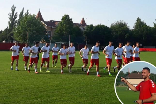 Fudbal: Bačka 1901 počela pripreme za novu sezonu