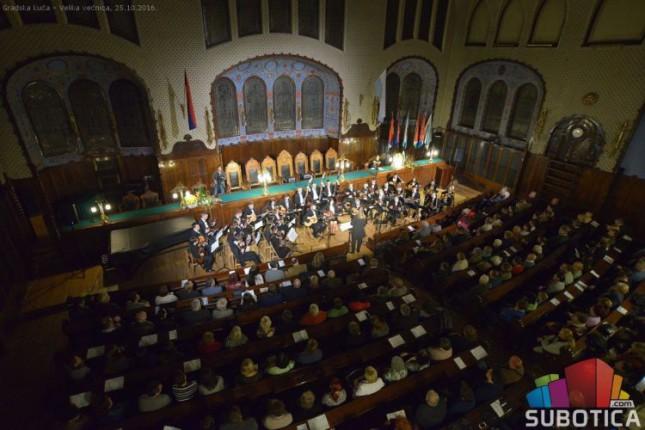 Koncert nove tamburaške muzike u petak u Velikoj većnici