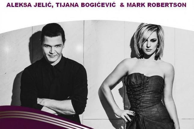 Koncert Tijane Bogićević, Alekse Jelića i Marka Robertsona u Subotici