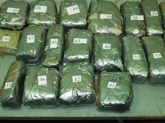 Na Horgošu zaplenjeno gotovo 25 kilograma marihuane