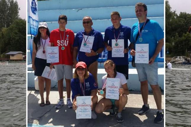 Plivanje: Zapaženi rezultati Subotičana na Somborskom maratonu