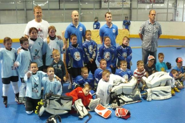 Hokejaši Spartaka za vikend učestvovali na međunarodnom turniru u Mađarskoj