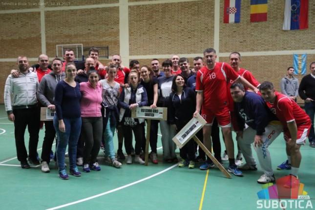 Održan 1. međunarodni rukometni turnir veterana