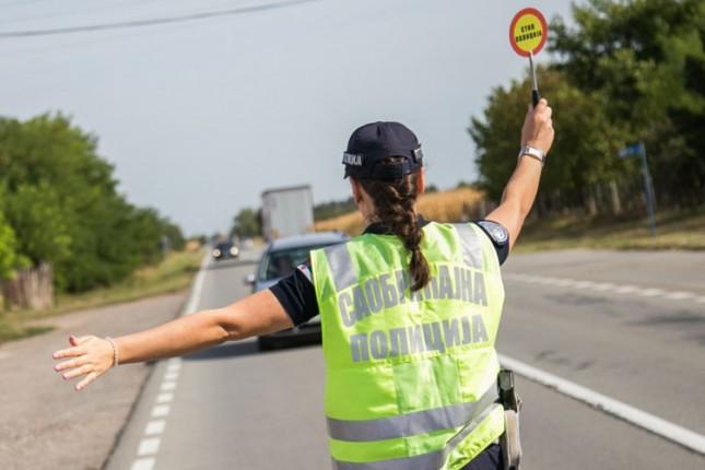 Povređeno 16 osoba u saobraćajnim nezgodama tokom protekle sedmice