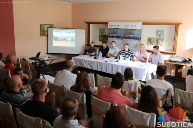 Završen prekogranični projekat za afirmaciju košarke među mladima