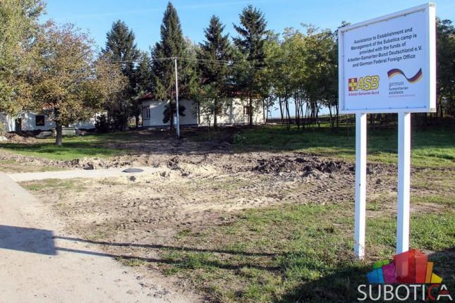 Sutra se otvara prihvatni centar za migrante u Subotici