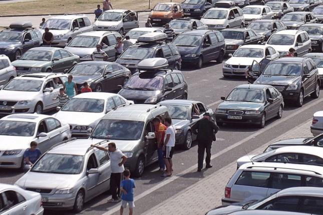 Više od 800.000 ljudi na GP Horgoš od početka jula