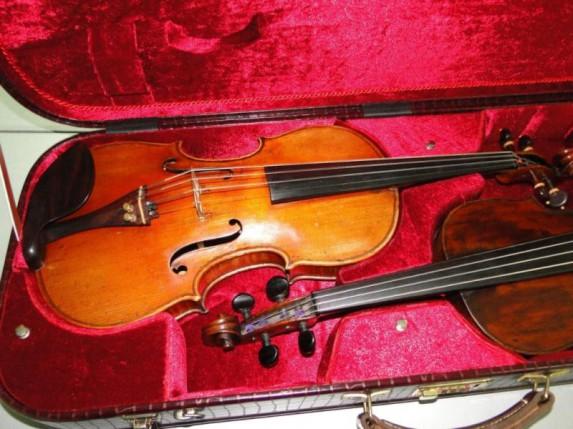 Sprečeno krijumčarenje violina sa kraja 19. veka