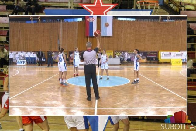 Košarkašice Spartaka dobile meč službenim rezultatom