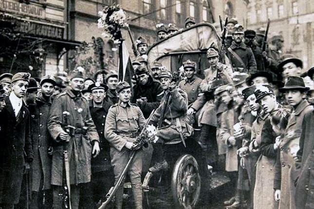 Vremeplov: Oslobođenje i ujedinjenje u Subotici 100 godina kasnije - Epizoda II - Slovensko jedinstvo i osnivanje Narodne garde