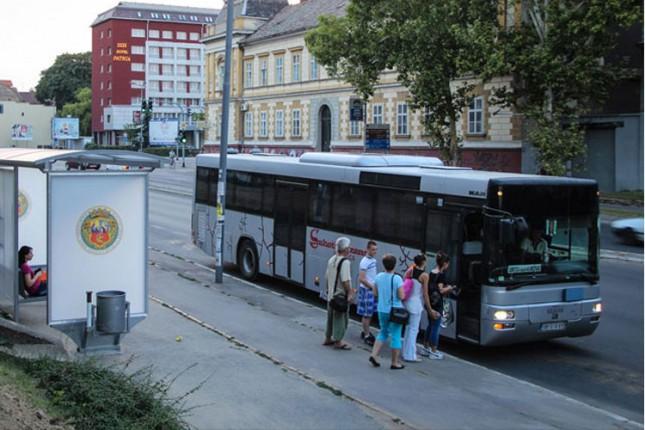 Privremena promena saobraćanja autobuskih linija 2, 8 i 9 (četvrtak i petak)