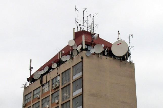 Bazna stanica na zgradi Otvorenog univerziteta ne ugrožava životno okruženje