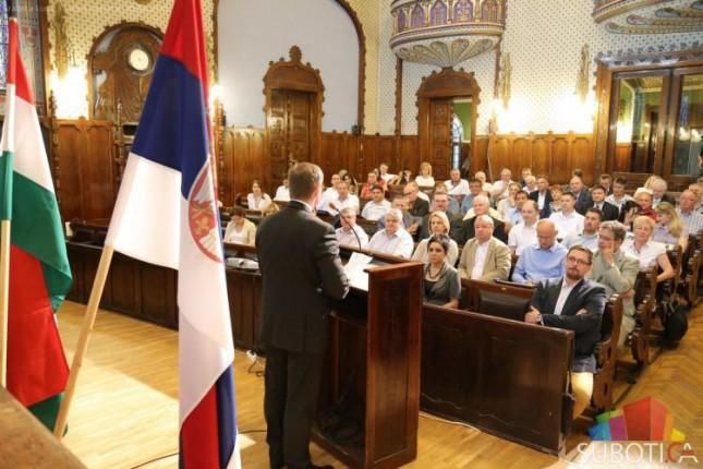 "Održana ""Vojvođanska konferencija o energetici 2016"""
