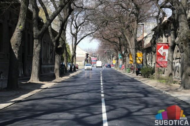 Rekonstrukcija Zagrebačke ulice u rekordnom roku
