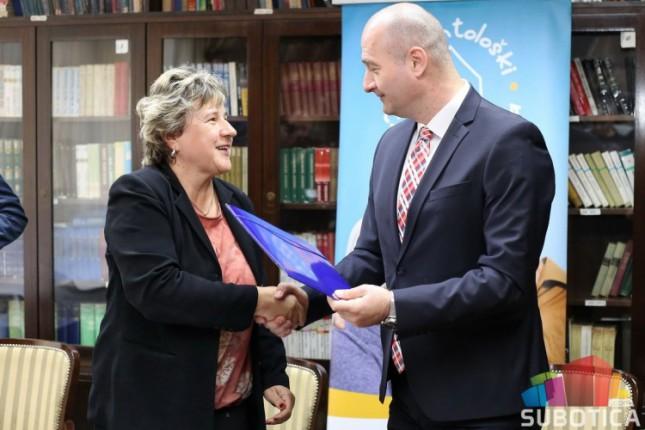 Partnerstvo institucija socijalne zaštite Subotice i Senteša
