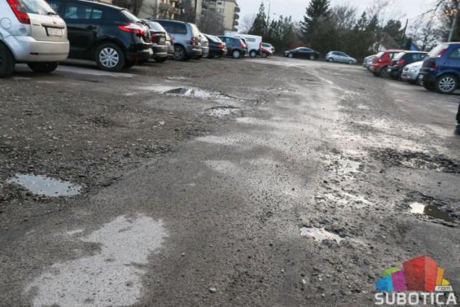 Izgradnja parkinga ispred Hale sportova najvažniji zadatak MZ Dudova šuma