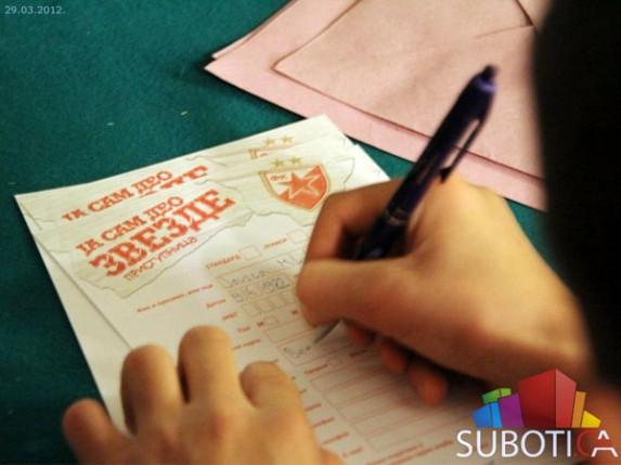 Otvoren klub navijača Crvene zvezde