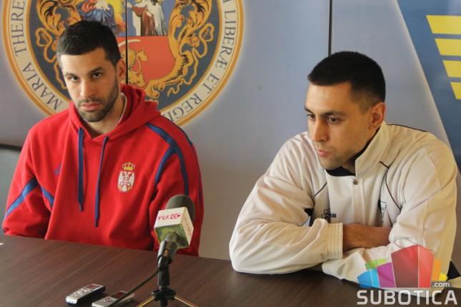 Košarkaši Spartaka u ponedeljak protiv Mladosti za Superligu