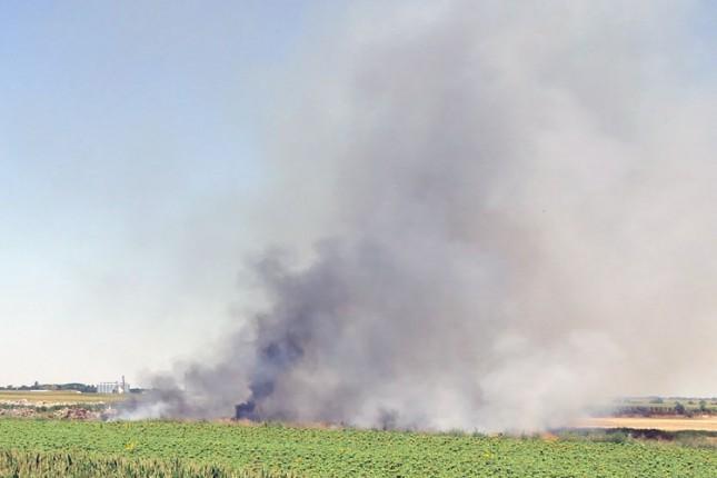 Deponija u Bajmoku tinja već dva meseca
