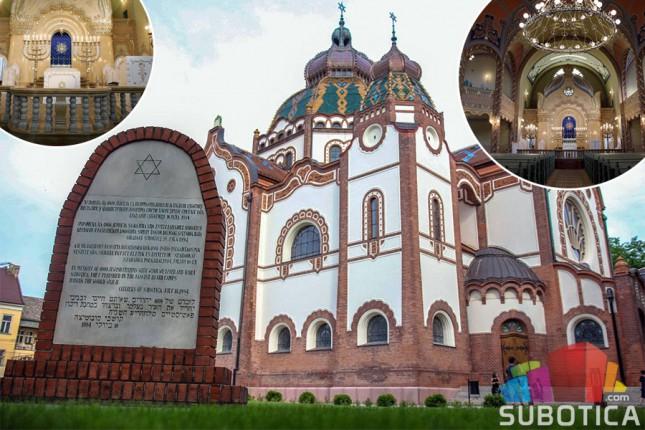 Sinagoga privukla više od 10 hiljada turista