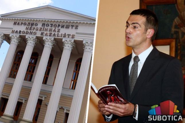 Miloš Stanković: Vraćamo se klasici i oslobađamo se političkog pozorišta