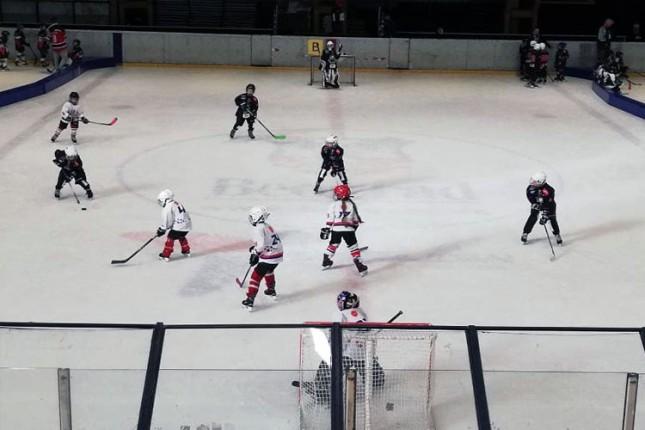 Hokej na ledu: Zapaženi nastupi mlađih selekcija na turnirima u Beogradu i Kiškorošu
