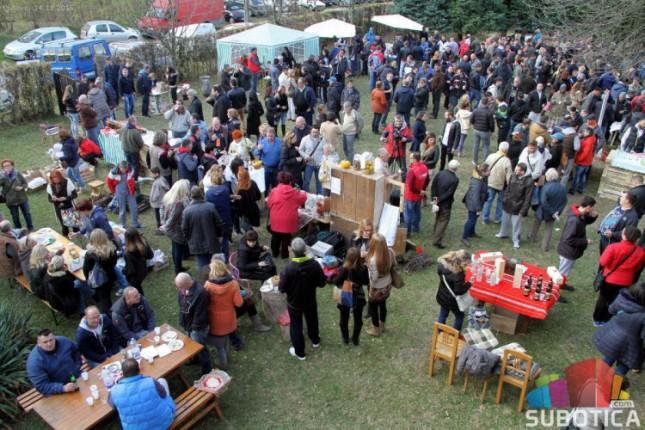 XII Festival mlade rakije u subotu u Ljutovu