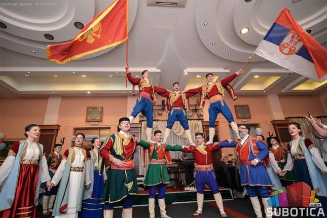 Održano prvo Crnogorsko veče u Subotici