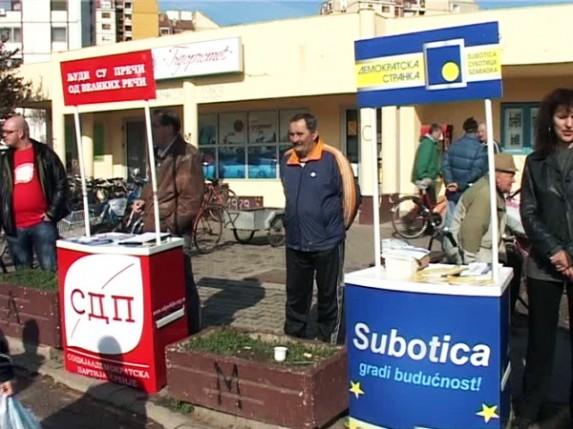 Ivanišević: Prekinuti sa koalicijama na nacionalnoj osnovi