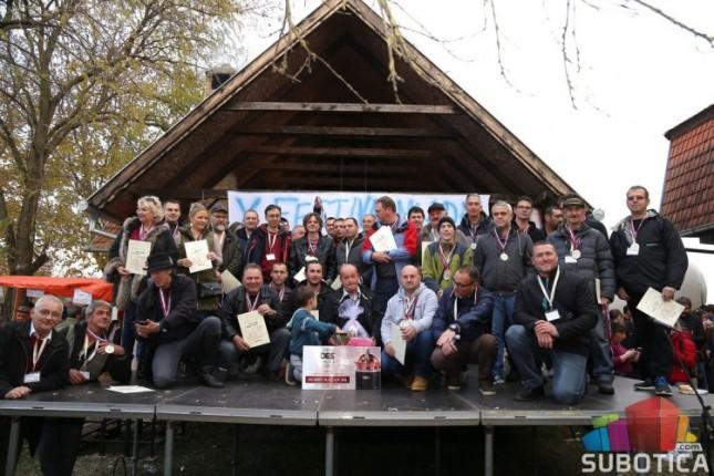 XI Festival mlade rakije u subotu u Ljutovu